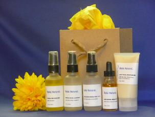 anti-aging natural skin care, natural, reiki